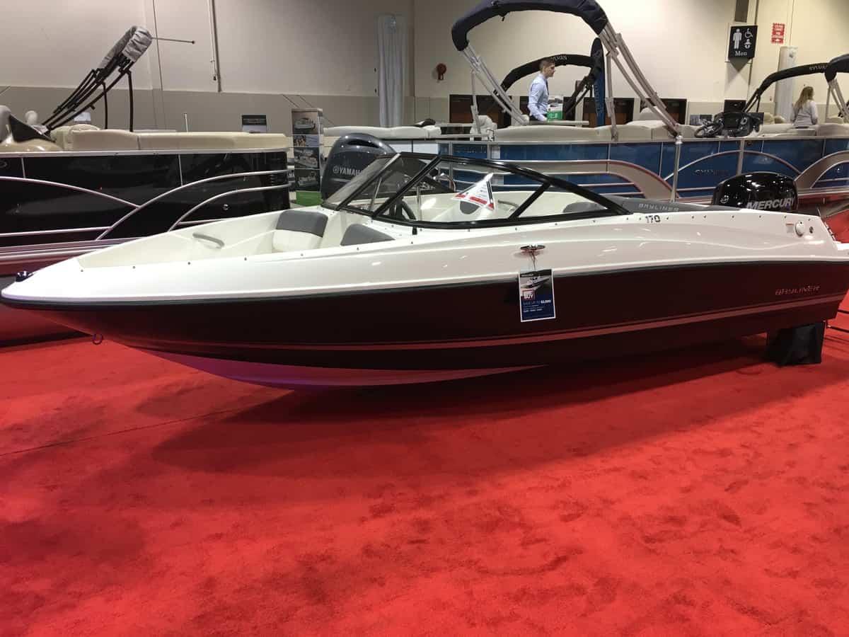 NEW 2019 Bayliner 170 OB - Renfrew Marine