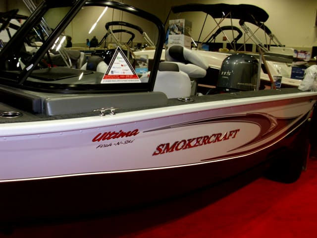 NEW 2019 Smokercraft 172 Ultima LE Legacy Edition - Renfrew Marine