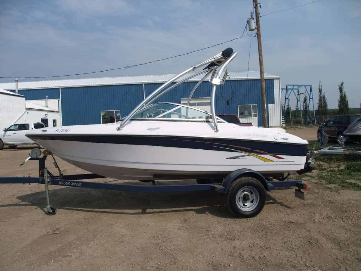 USED 2007 Four Winns H 180 - Renfrew Marine
