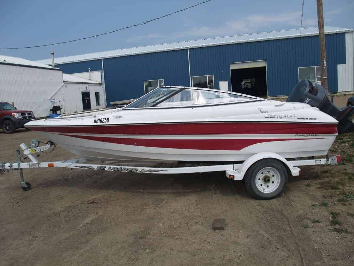 USED 2009 Campion 505 Allante - Renfrew Marine
