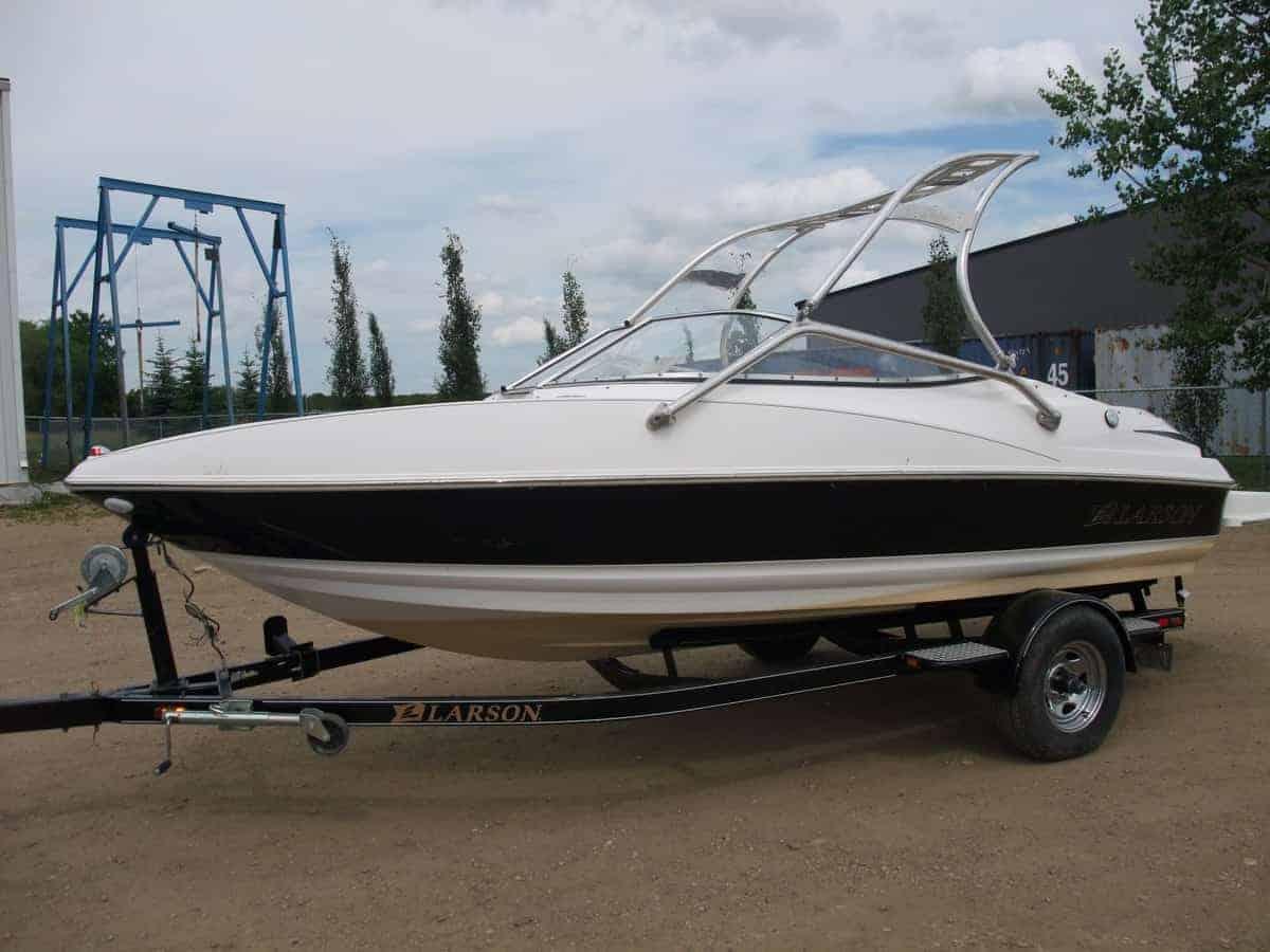 USED 2006 Larson 186 Senza - Renfrew Marine