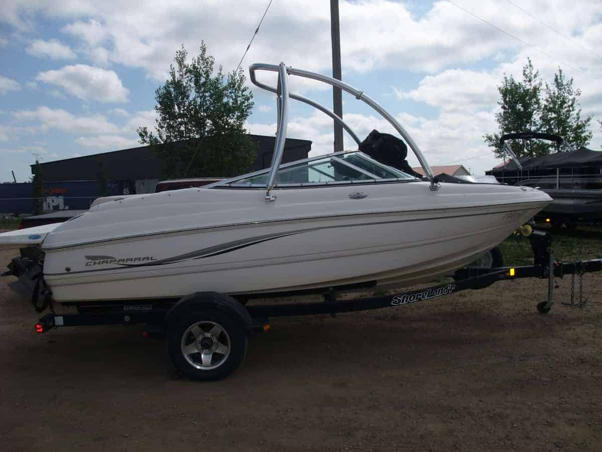 USED 2004 Chapparal 190 SSi - Renfrew Marine