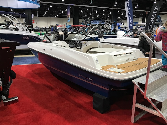 NEW 2018 Bayliner VR4 - Renfrew Marine