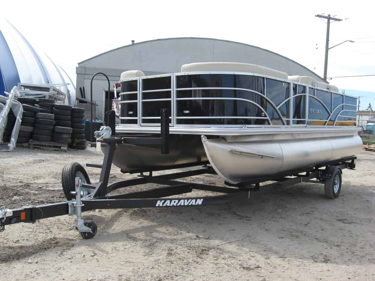 NEW 2019 Sylvan 820 Mirage Party Fish - Renfrew Marine