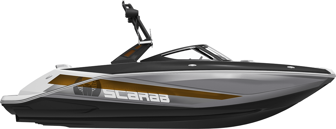 NEW 2018 Scarab 215 Identity Jet Impulse Graphics - Renfrew Marine
