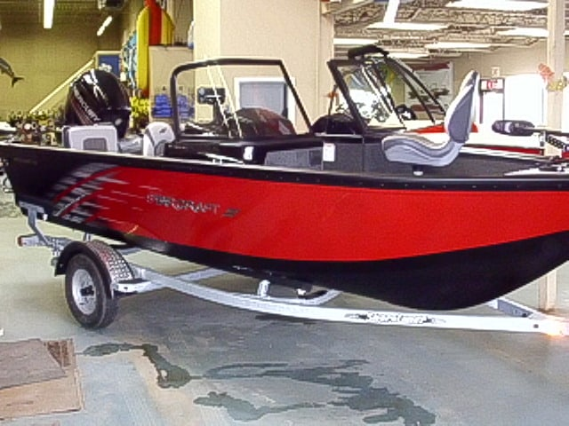 NEW 2019 Starcraft 178 Renegade DC 150 HP - Renfrew Marine