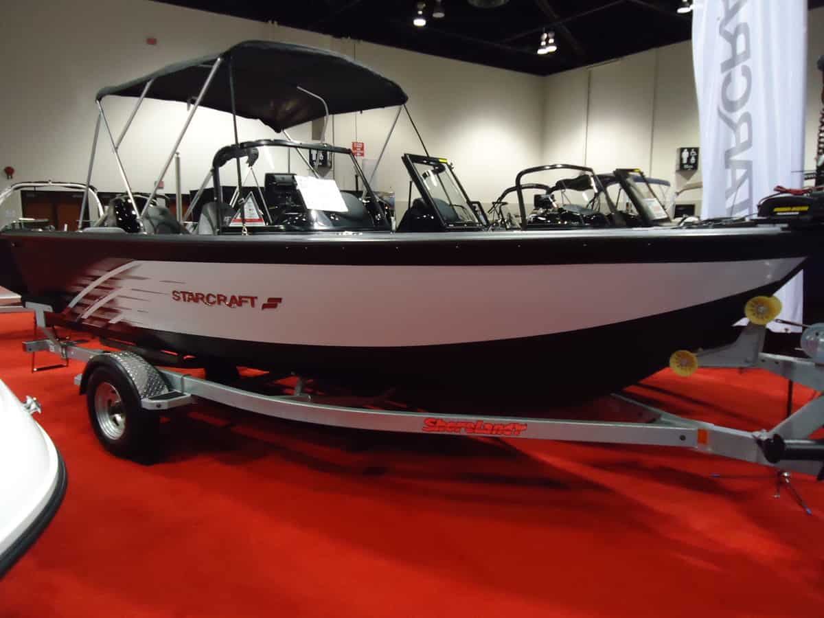 NEW 2018 Starcraft 186 Titan - Renfrew Marine