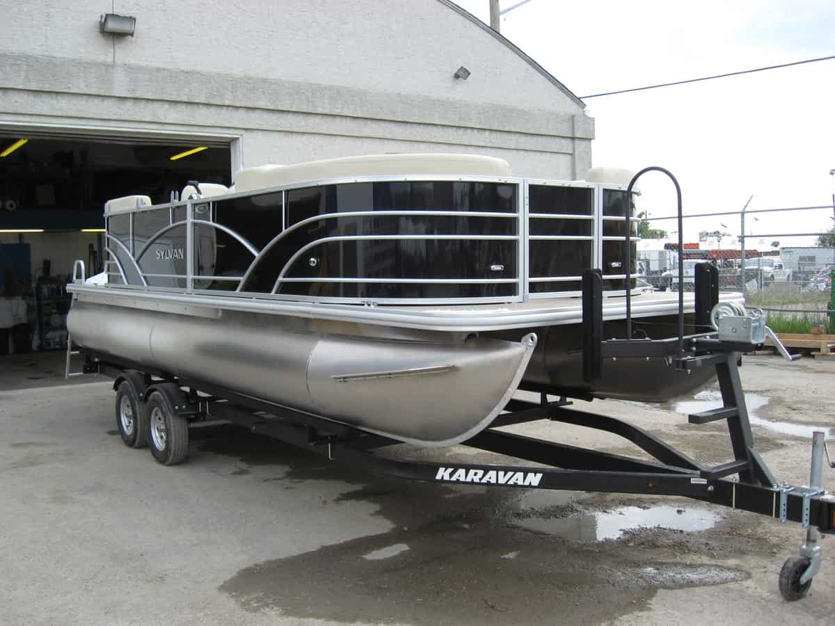 NEW 2019 Sylvan Mirage 822 LZ - Renfrew Marine