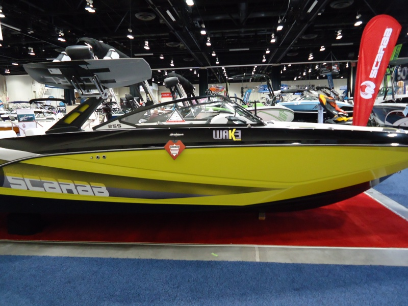 NEW 2018 Scarab 255 Identity Wake Edition - Renfrew Marine