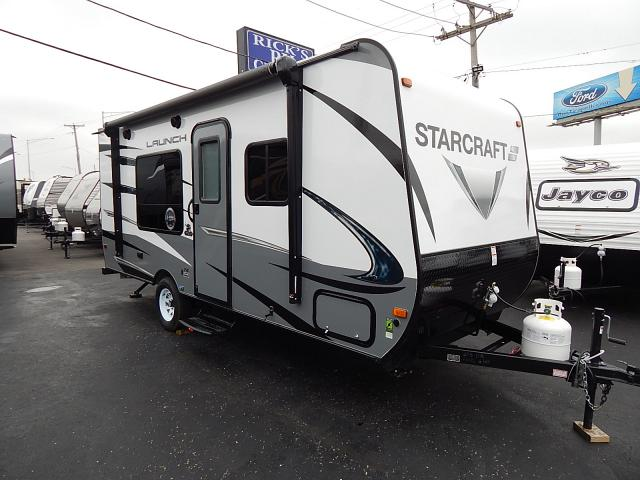 NEW 2018 STARCRAFT LAUNCH OUTFITTER 17QB - Rick's RV Center