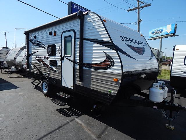 NEW 2018 STARCRAFT AUTUMN RIDGE OUTFITTER 19BH - Rick's RV Center
