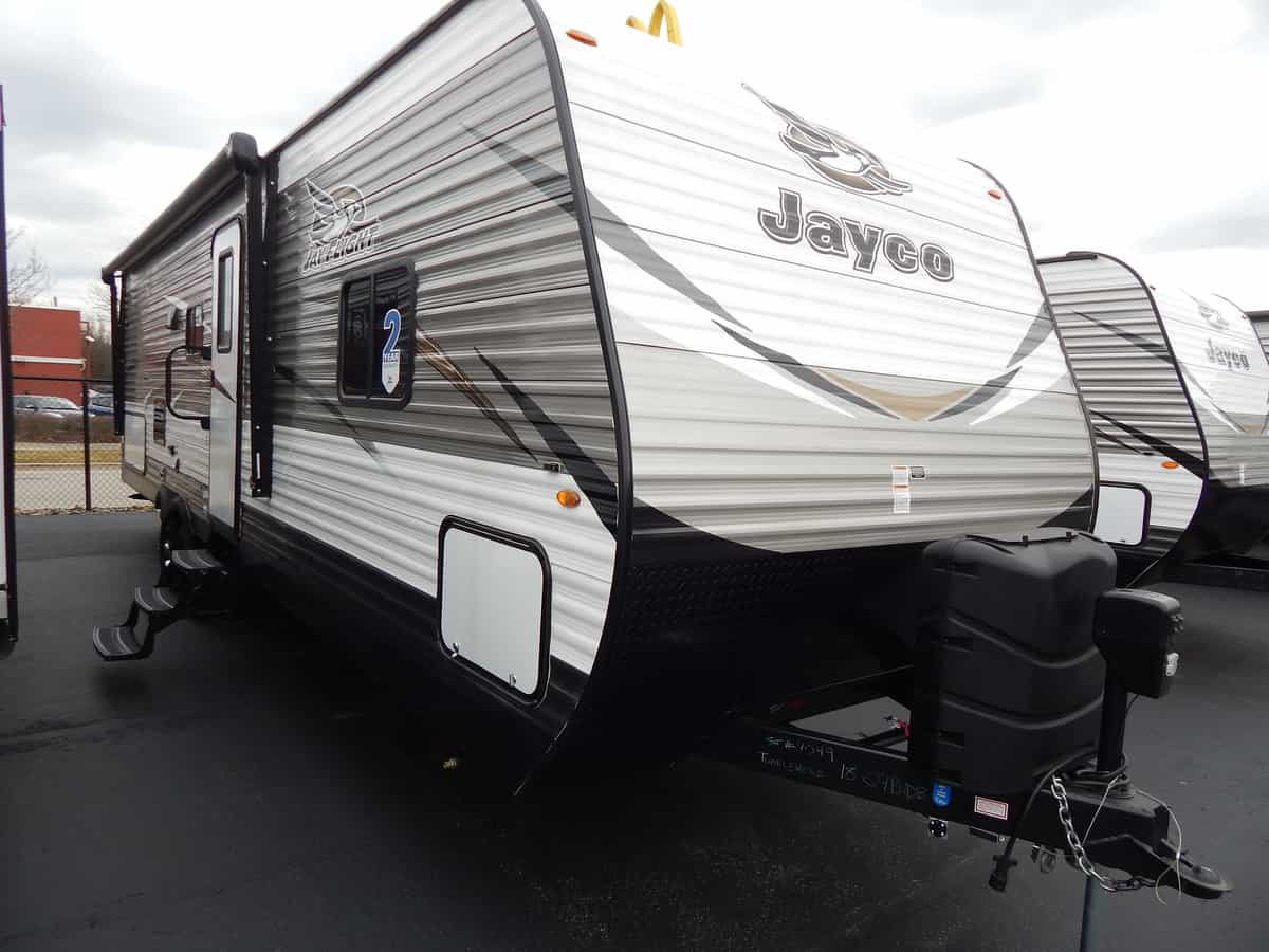 NEW 2018 JAYCO JAY FLIGHT 29BHDB - Rick's RV Center