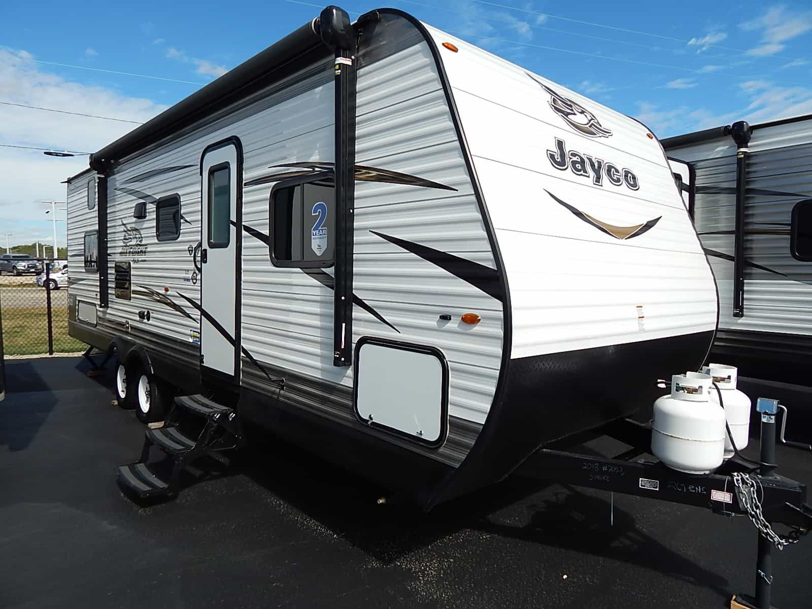 NEW 2018 JAYCO JAY FLIGHT SLX 267BHS - Rick's RV Center