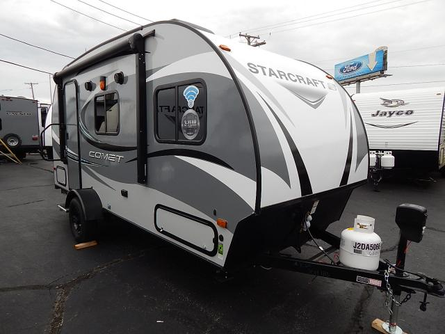 NEW 2018 STARCRAFT COMET MINI 17RB - Rick's RV Center