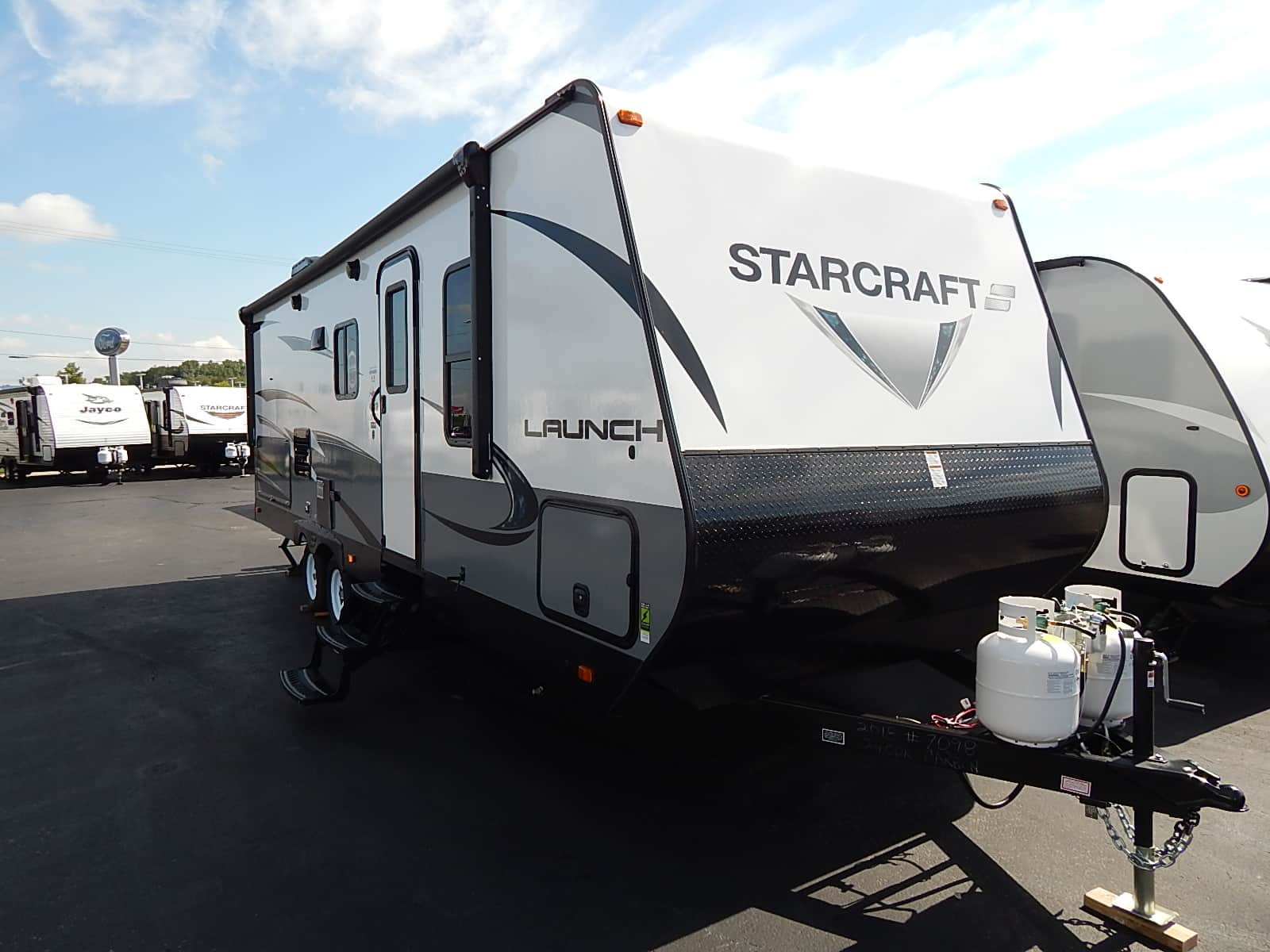 NEW 2018 STARCRAFT LAUNCH OUTFITTER 24ODK - Rick's RV Center