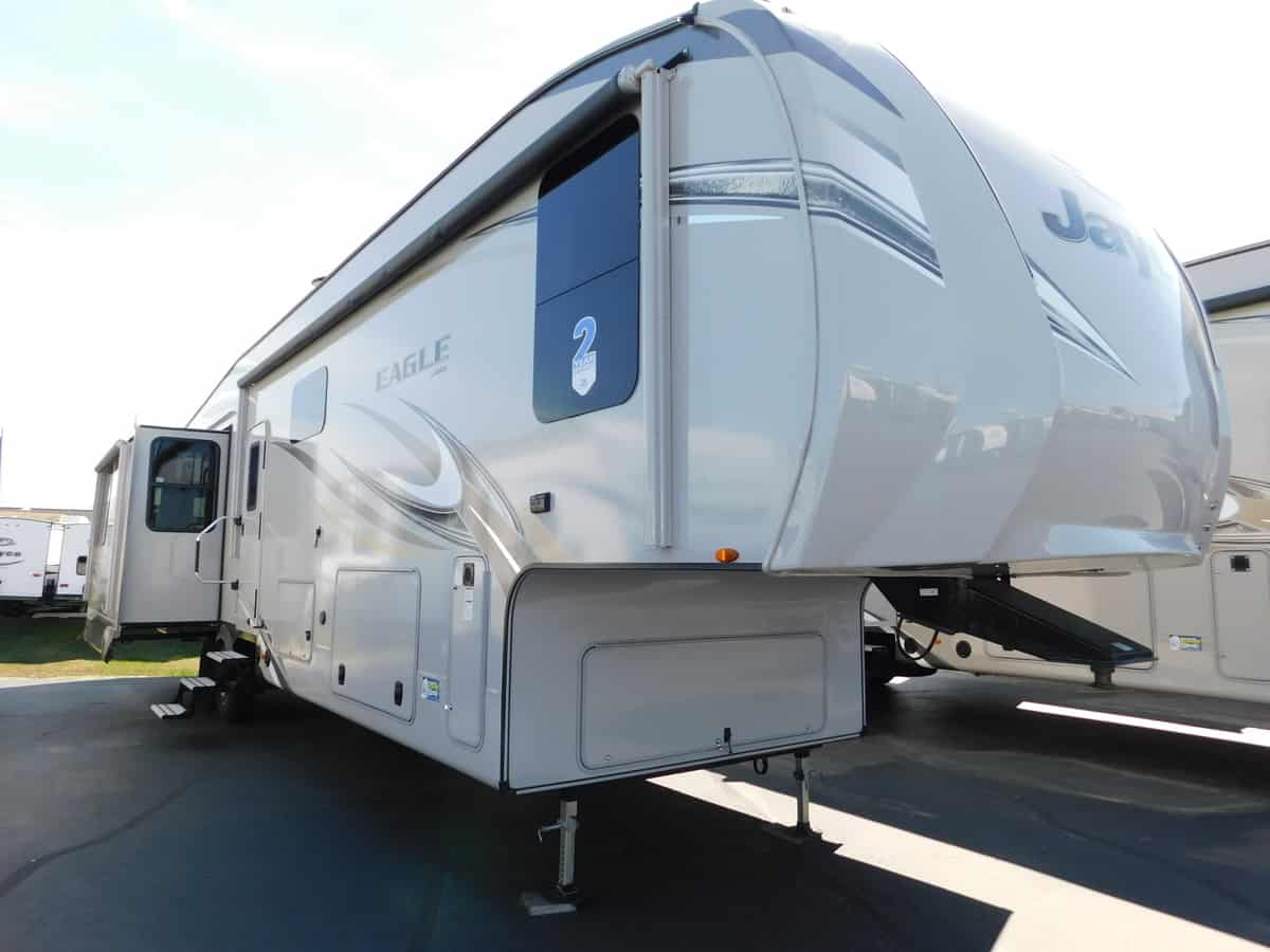 NEW 2018 JAYCO EAGLE 355MBQS - Rick's RV Center