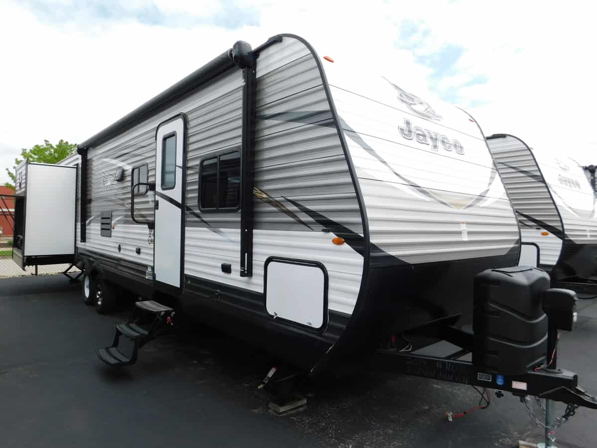 NEW 2018 Jayco JAY FLIGHT 32TSBH - Rick's RV Center