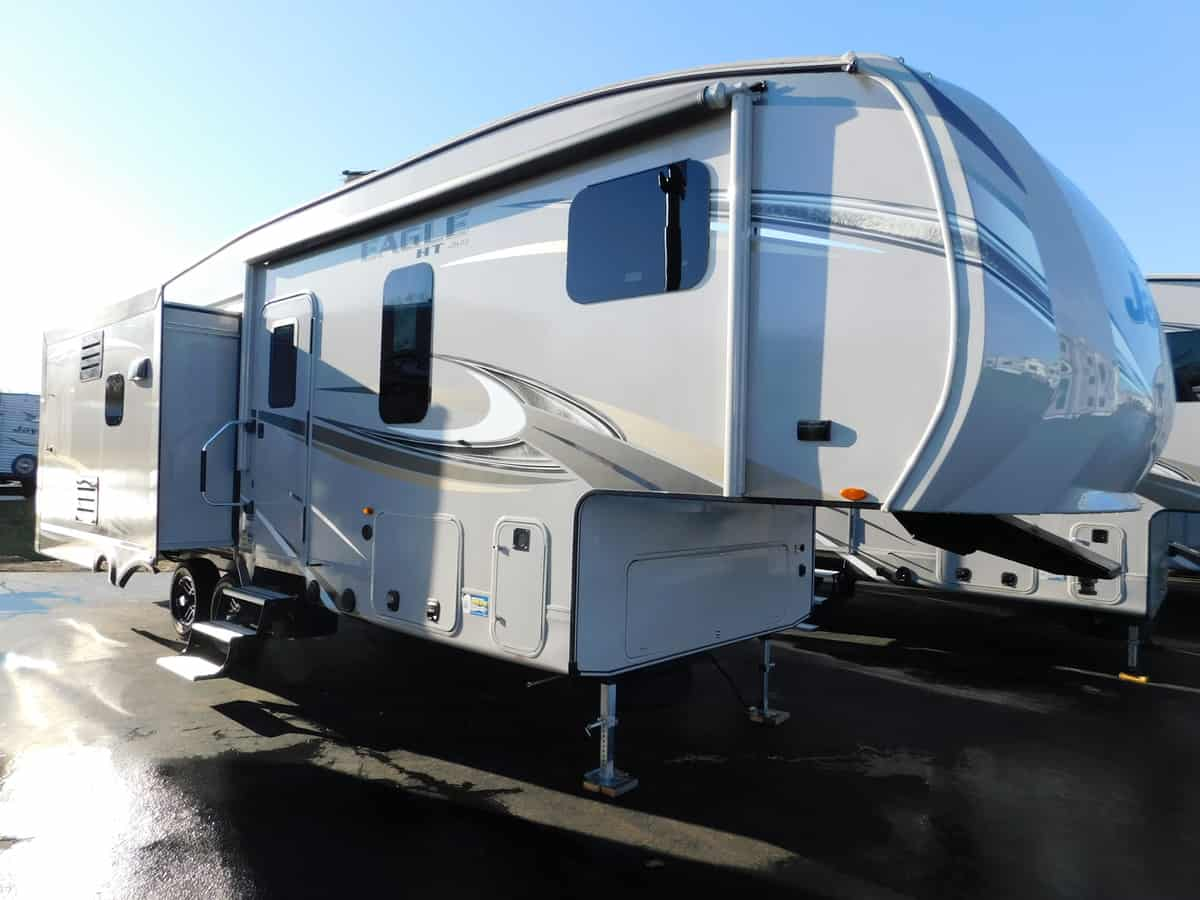 NEW 2018 Jayco EAGLE HT 28.5RSTS - Rick's RV Center
