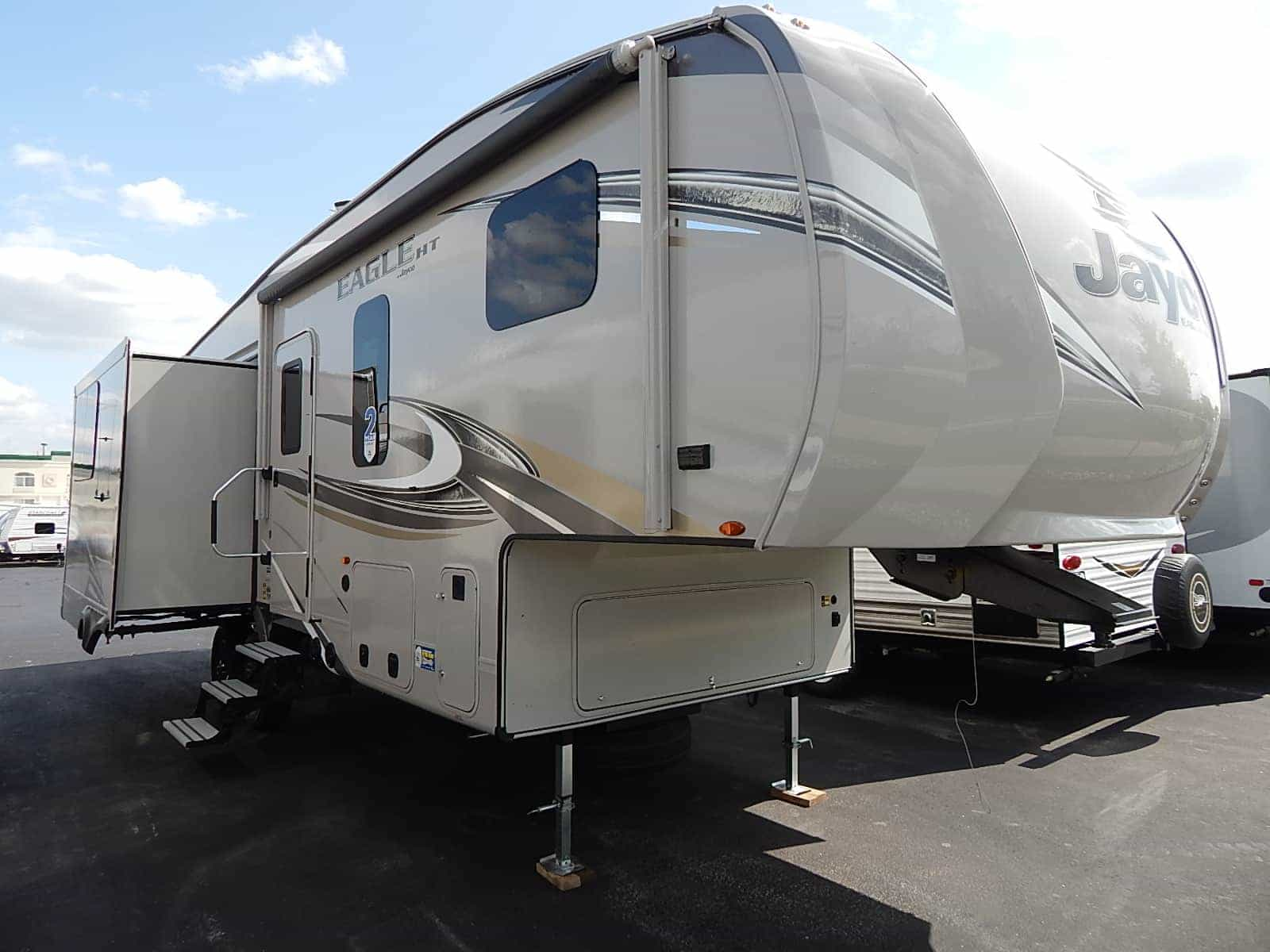 NEW 2018 Jayco EAGLE HT 27.5RLTS - Rick's RV Center