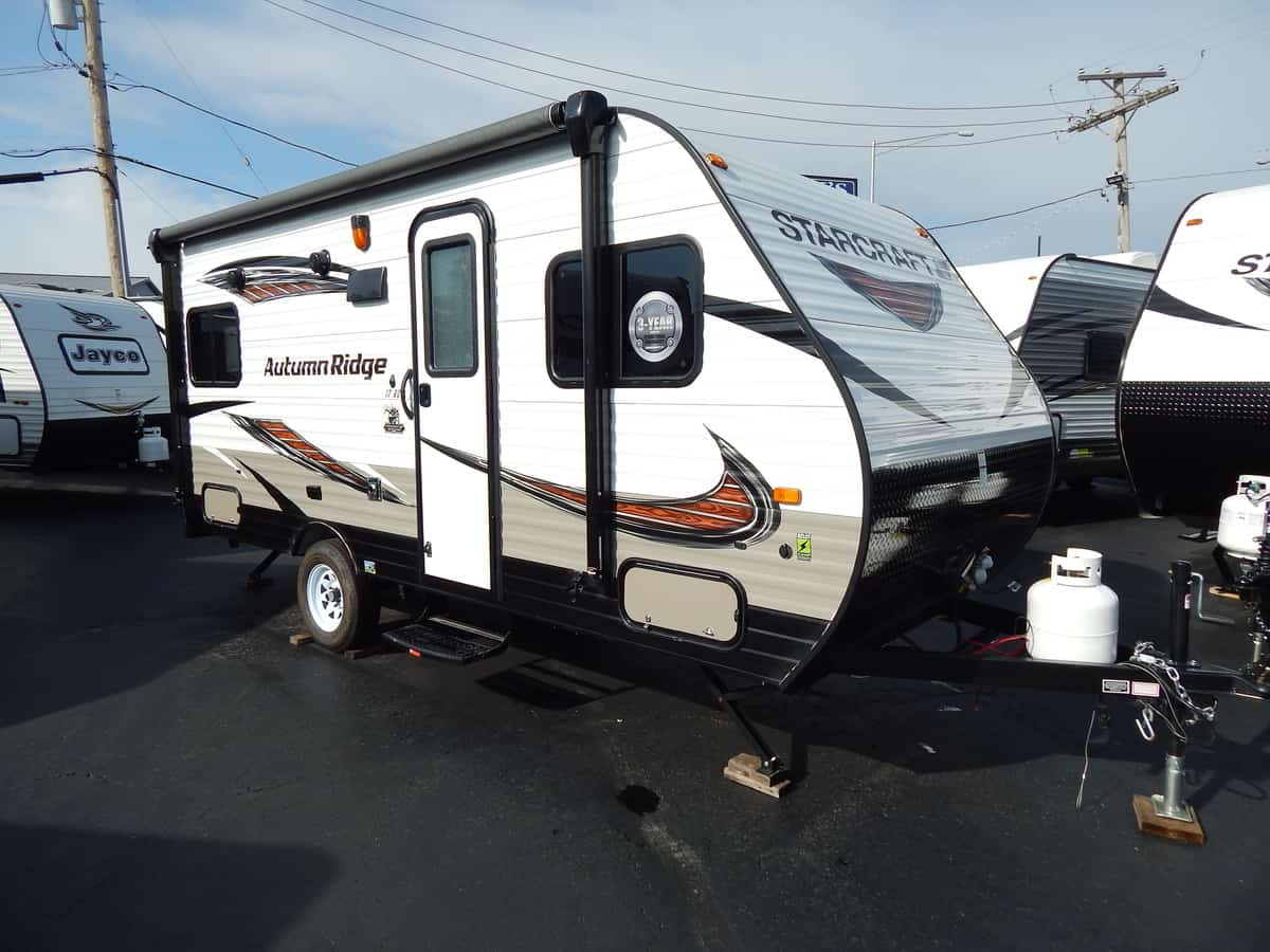 NEW 2018 Starcraft AUTUMN RIDGE OUTFITTR 17RD - Rick's RV Center