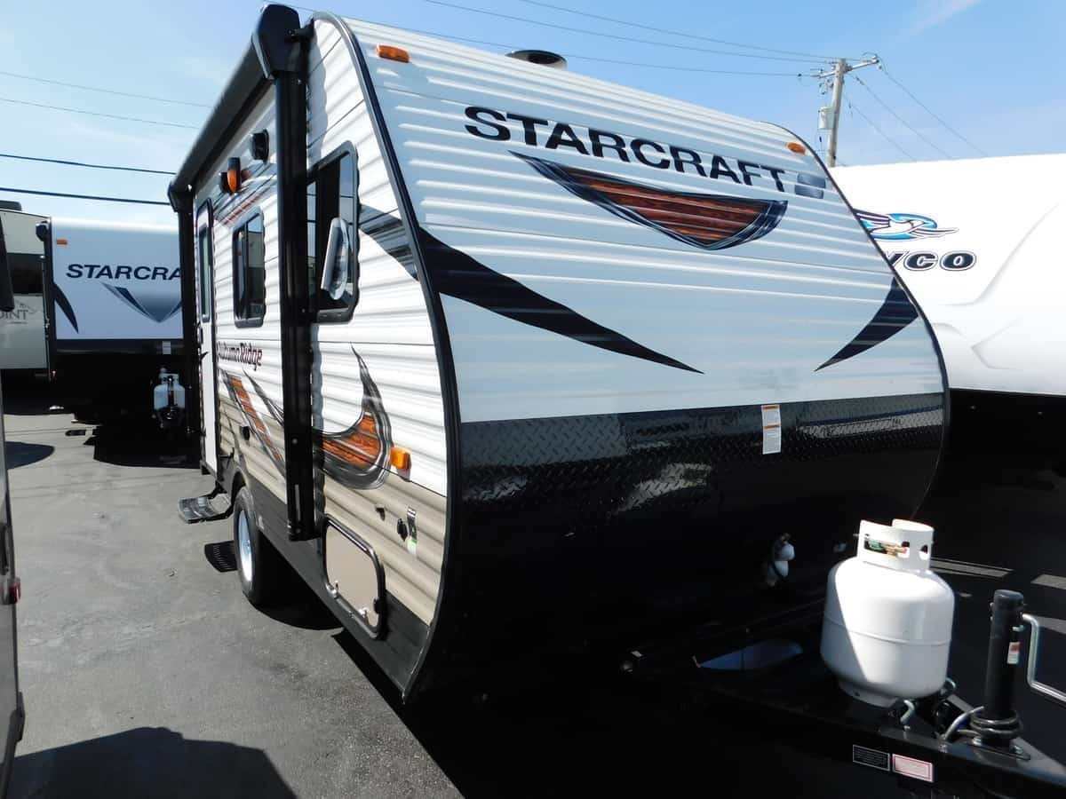 NEW 2018 Starcraft AUTUMN RIDGE OUTFITTR 15RB - Rick's RV Center