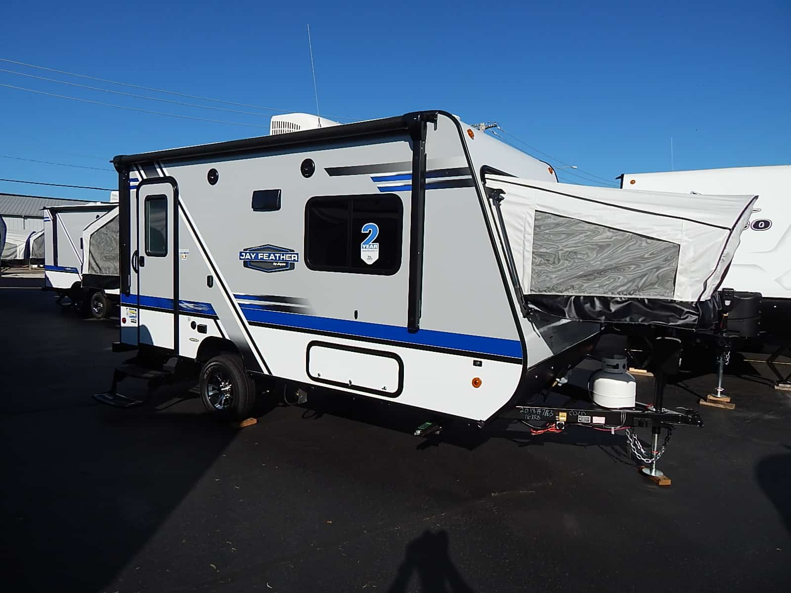 NEW 2018 Jayco JAY FEATHER 7 16XRB - Rick's RV Center