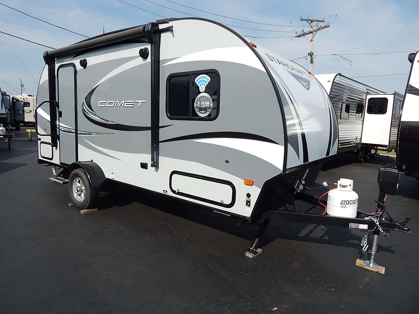 NEW 2018 Starcraft COMET MINI 18DS - Rick's RV Center