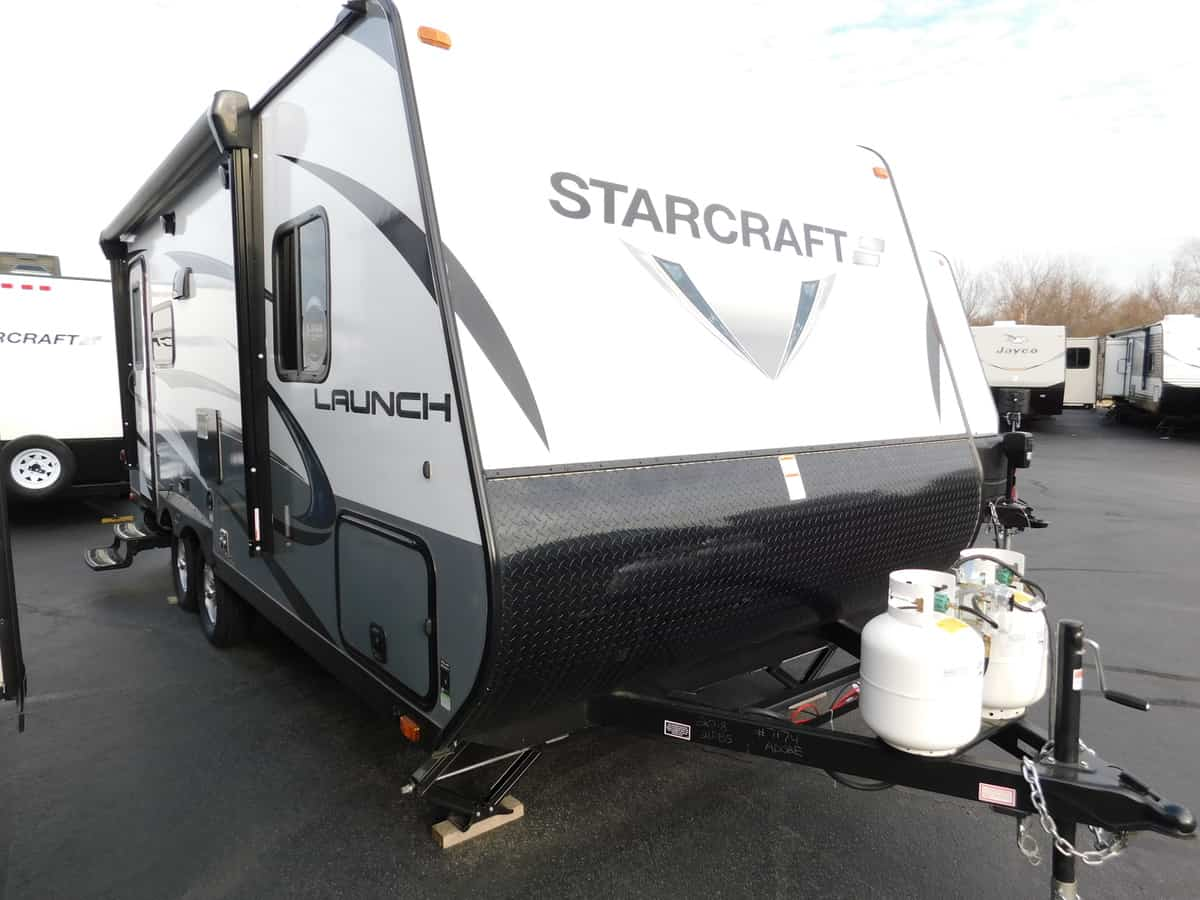 NEW 2018 Starcraft LAUNCH OUTFITTER 21FBS - Rick's RV Center