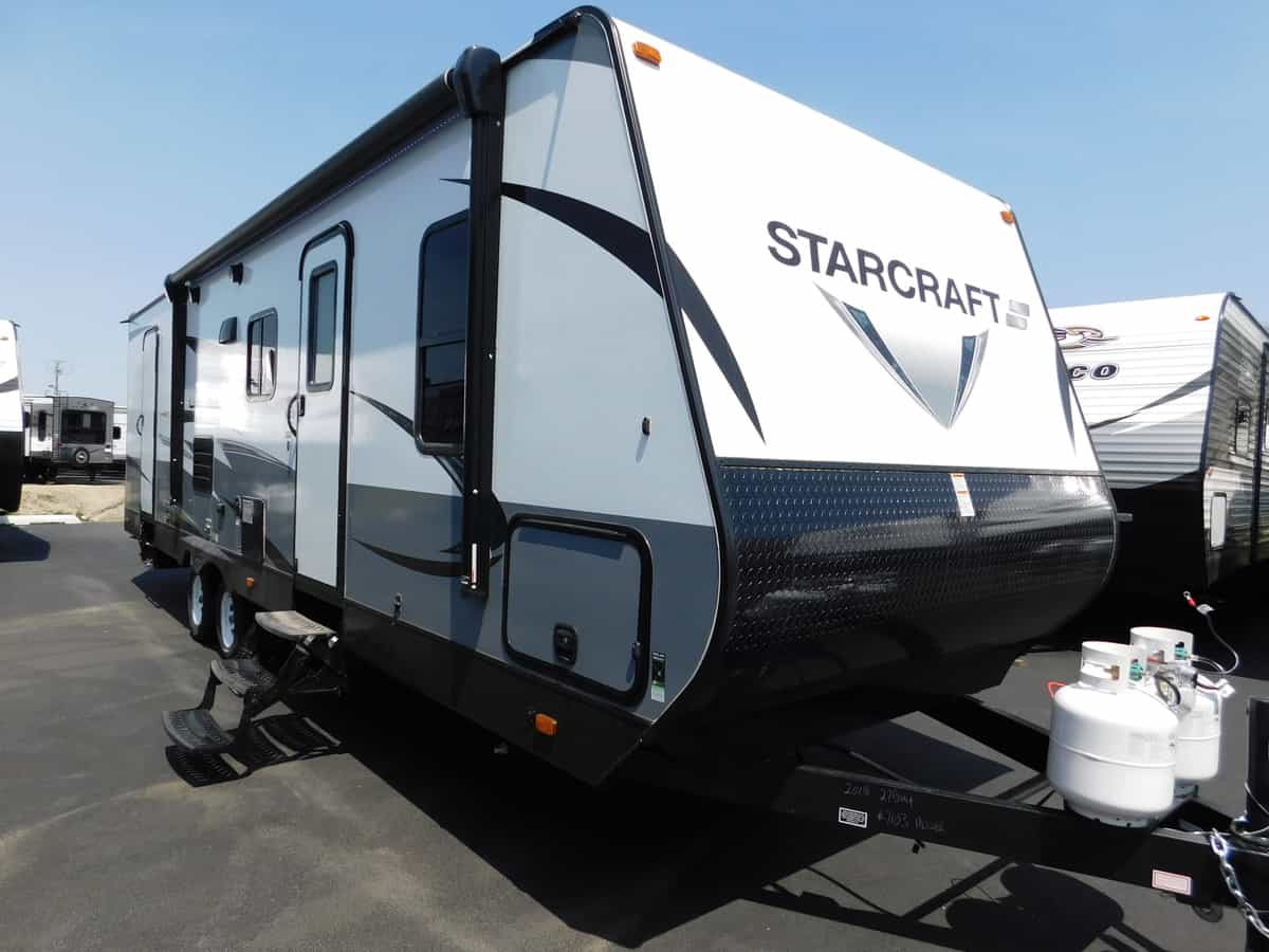 NEW 2018 Starcraft LAUNCH OUTFITTER 27BHU - Rick's RV Center