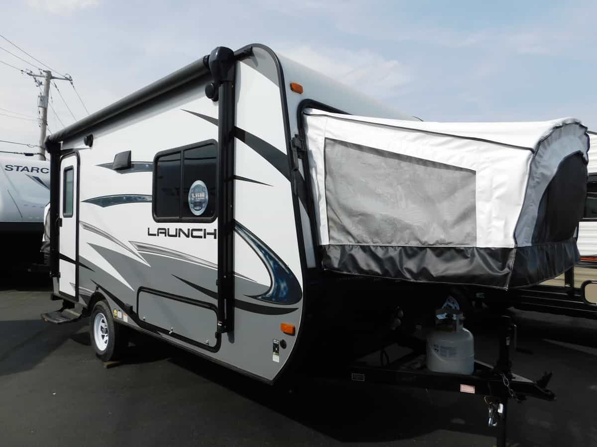 NEW 2018 Starcraft LAUNCH OUTFITTER 16RB - Rick's RV Center