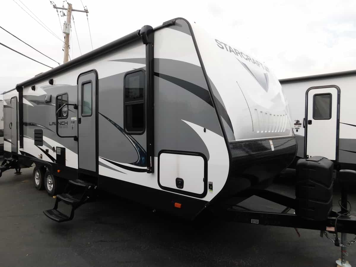 NEW 2018 Starcraft LAUNCH ULTRA LITE 27BHU - Rick's RV Center