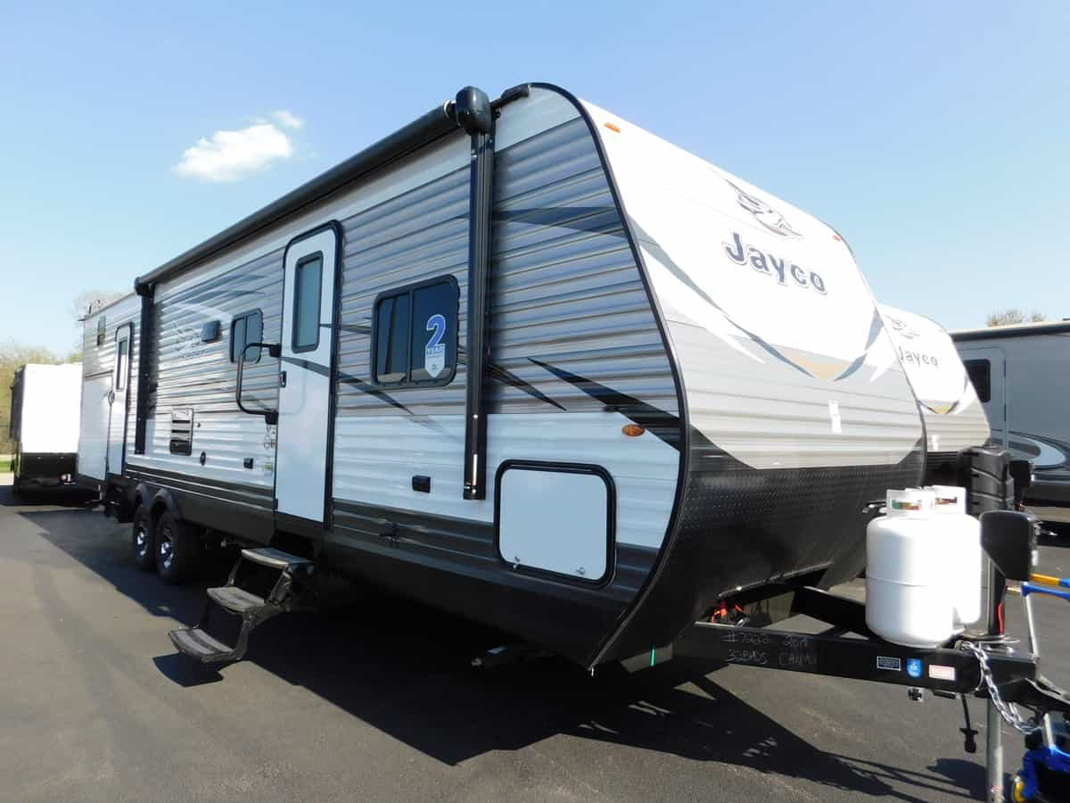 NEW 2018 Jayco JAY FLIGHT 32BHDS - Rick's RV Center
