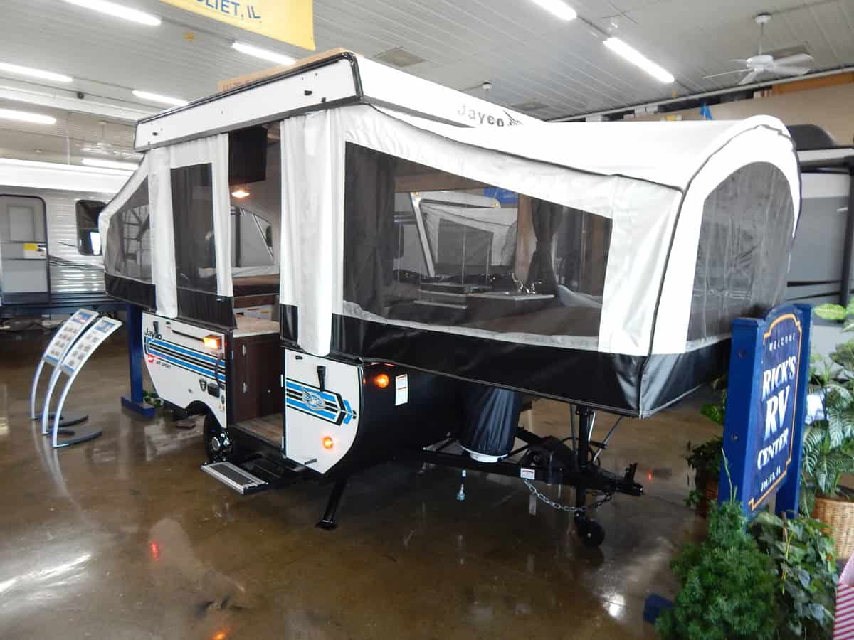 NEW 2018 Jayco JAY SERIES SPORT 8SD - Rick's RV Center