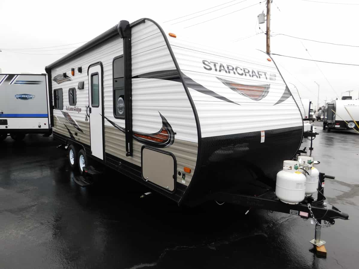 NEW 2018 Starcraft AUTUMN RIDGE OUTFITR 21FB - Rick's RV Center