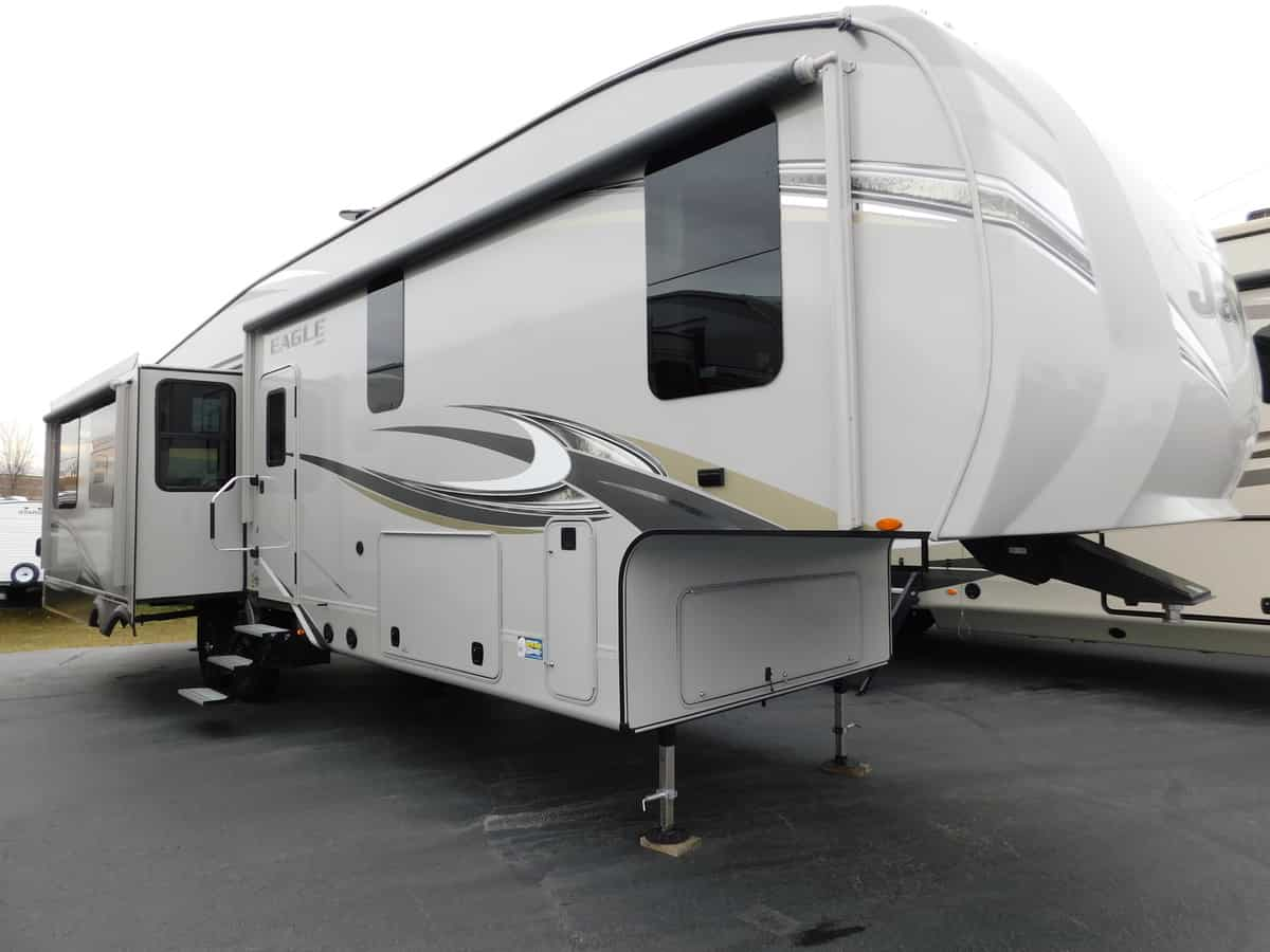 NEW 2018 Jayco EAGLE 327CKTS - Rick's RV Center