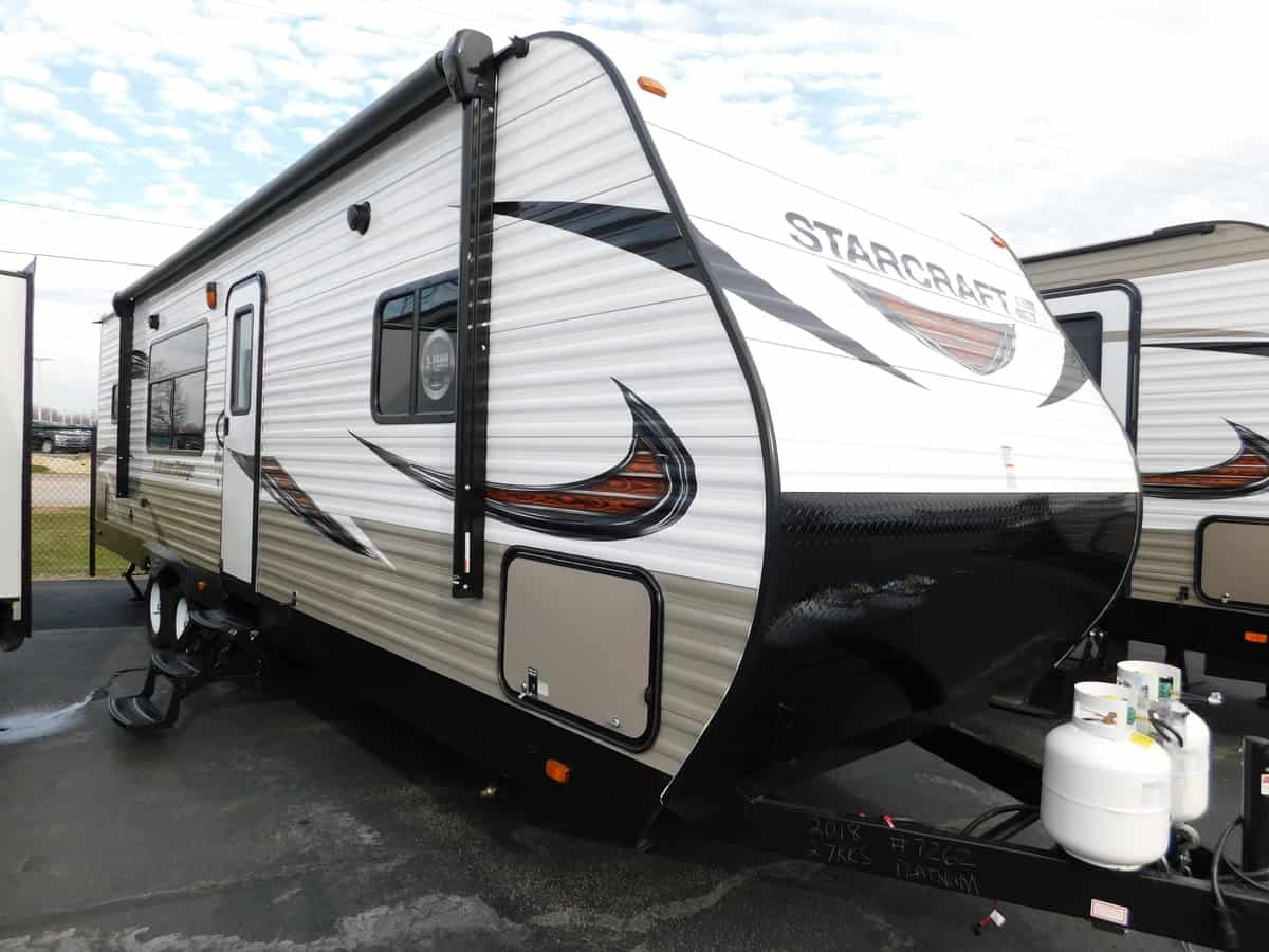 NEW 2018 Starcraft AUTUMN RIDGE OUTFITR 27RKS - Rick's RV Center