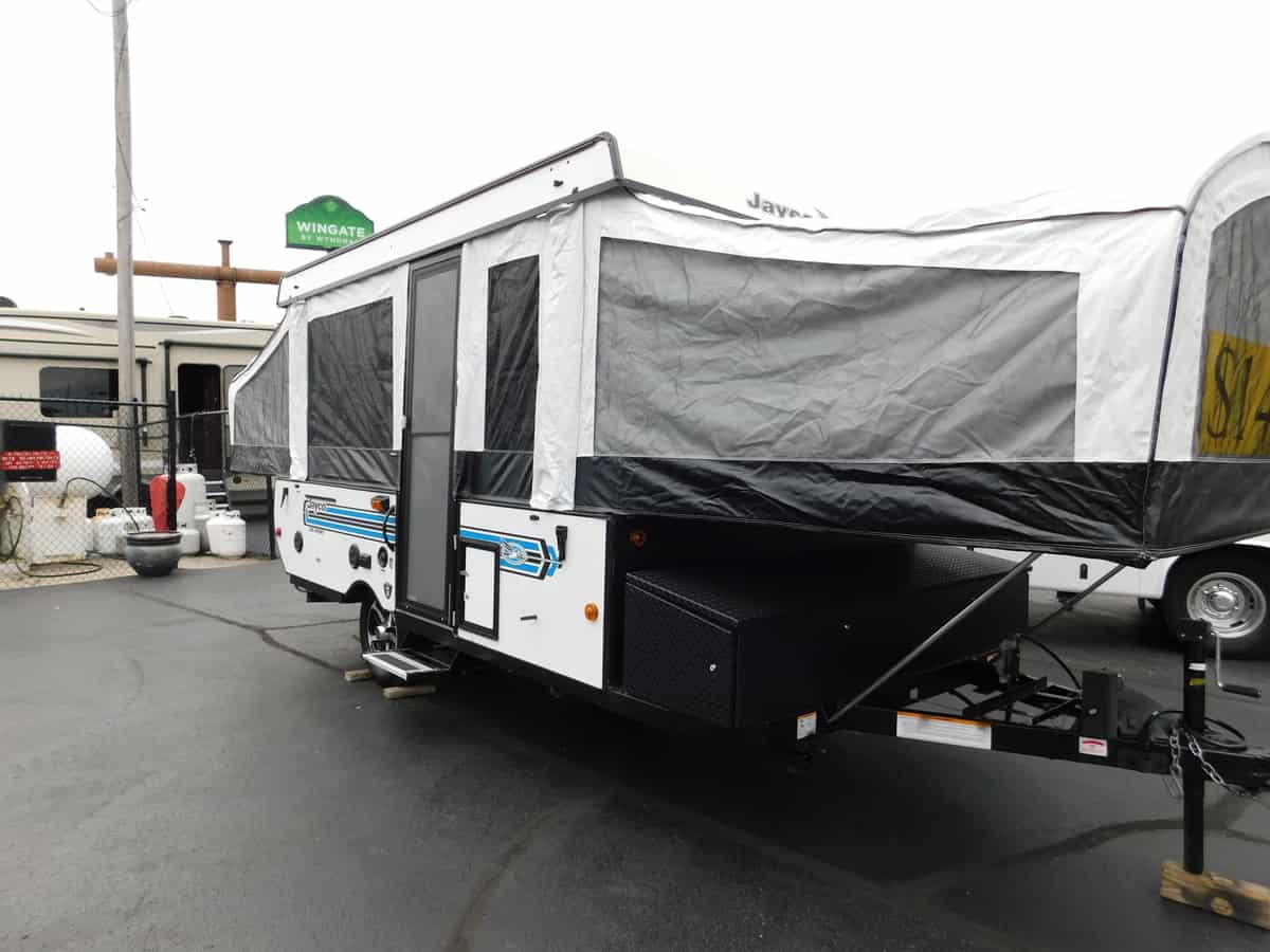 NEW 2018 Jayco JAY SERIES SPORT 12SC - Rick's RV Center