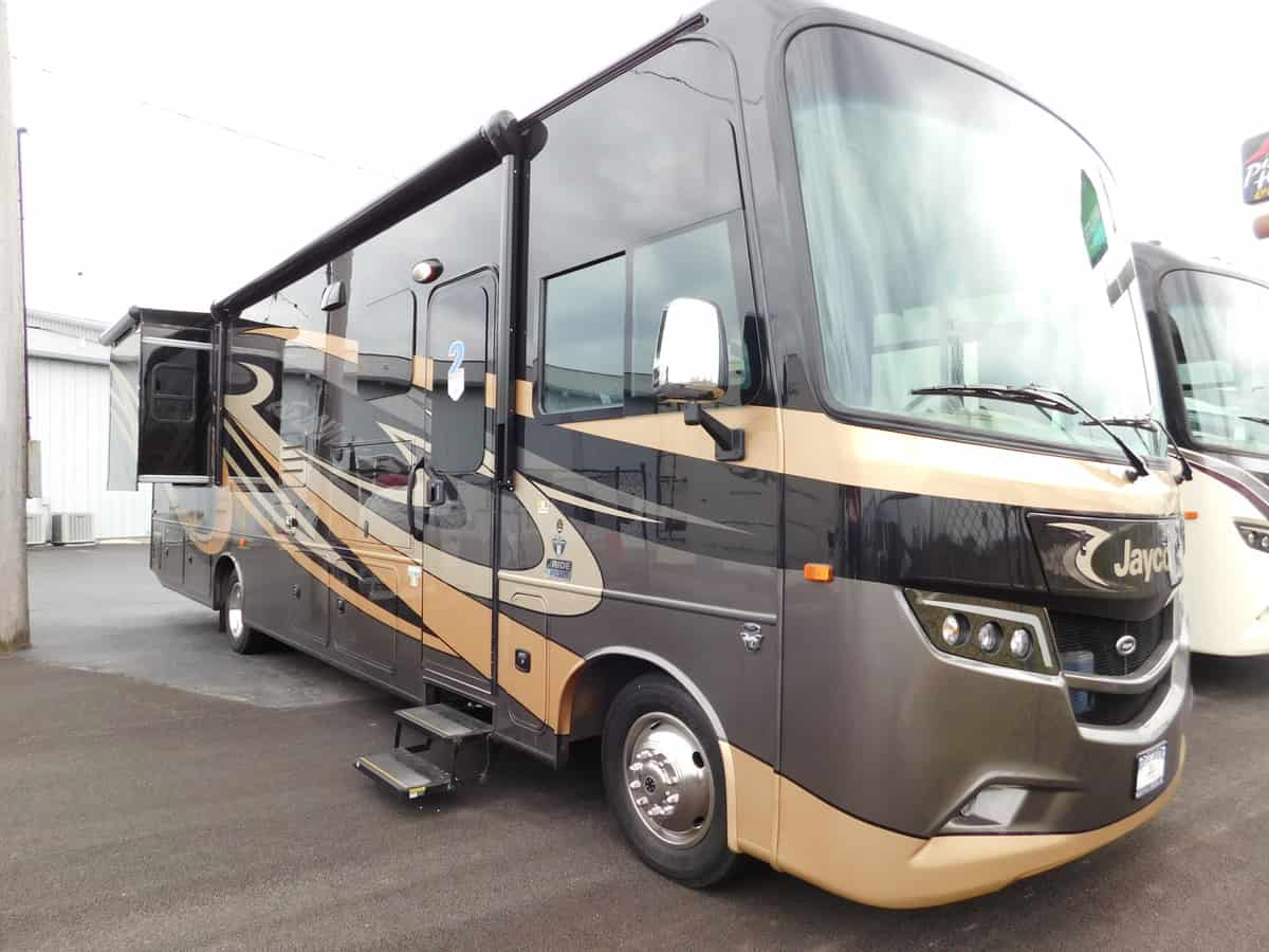 NEW 2018 Jayco PRECEPT 33U - Rick's RV Center