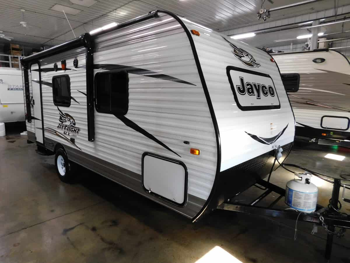 Used Travel Trailers For Sale Less Than