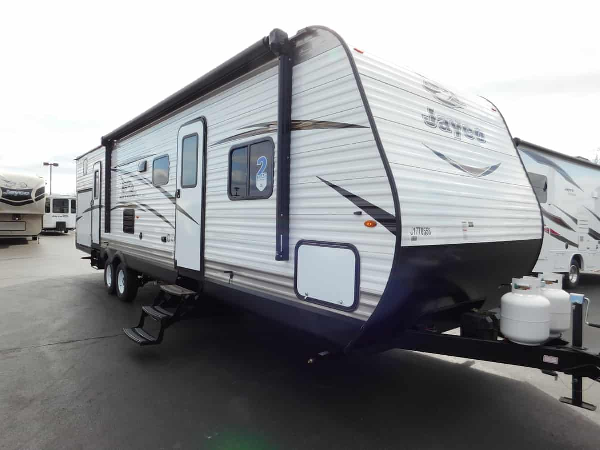 NEW 2018 Jayco JAY FLIGHT SLX 324BDS - Rick's RV Center