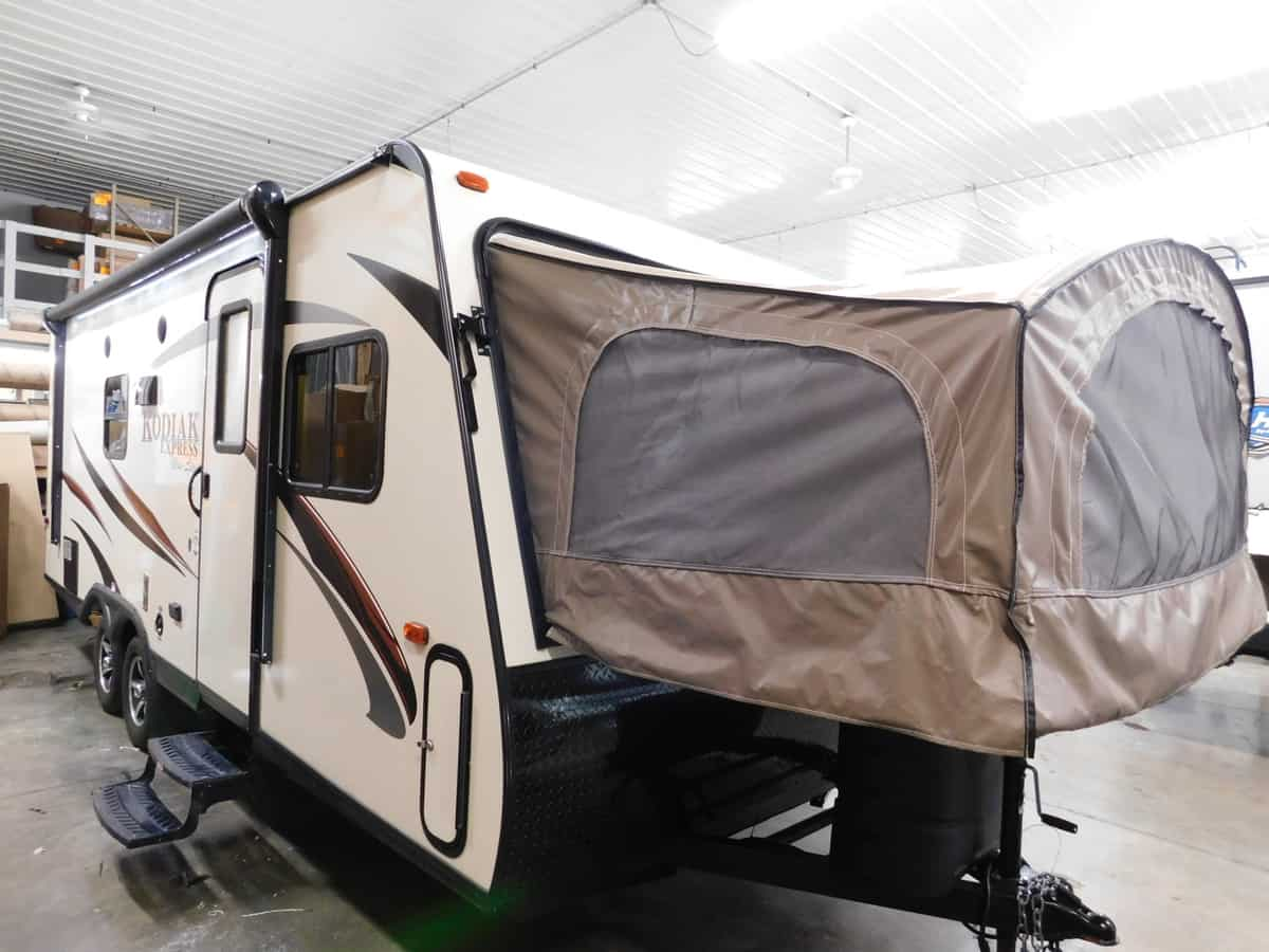 USED 2016 Forest River KODIAK 206ES - Rick's RV Center