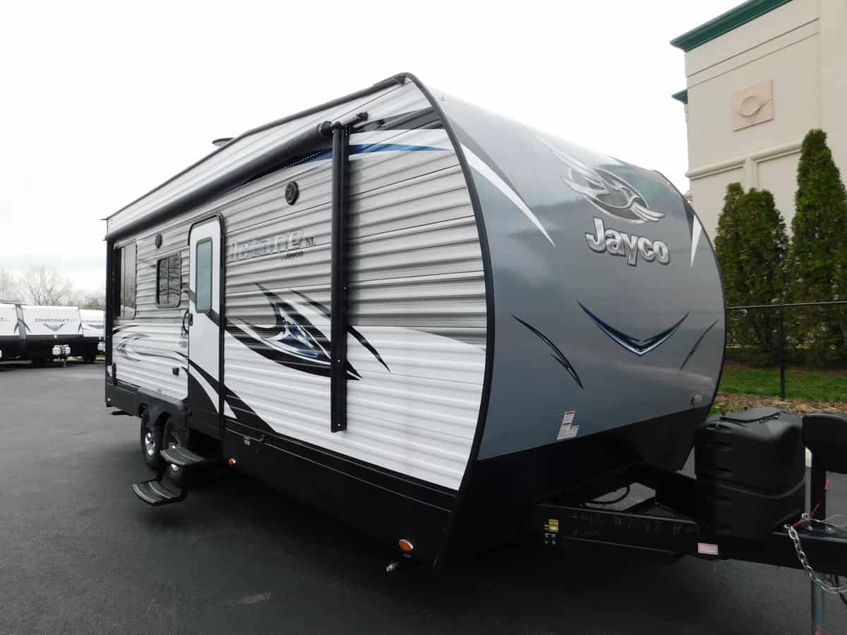 NEW 2018 Jayco OCTANE 222 - Rick's RV Center