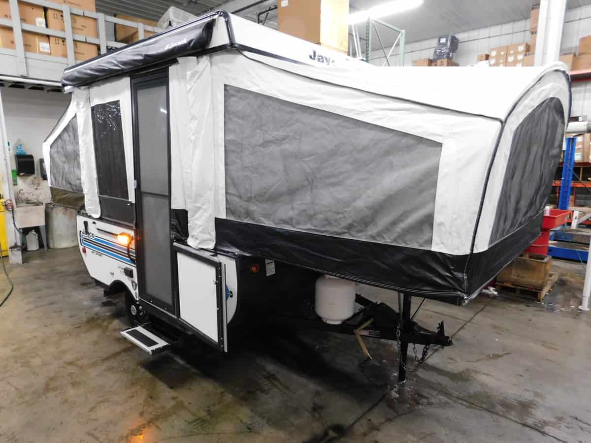 USED 2017 Jayco JAY SERIES SPORT 8SD - Rick's RV Center