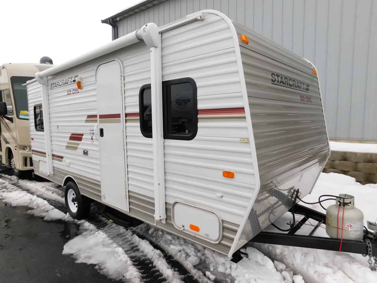 USED 2013 Starcraft AR-ONE 17RD - Rick's RV Center