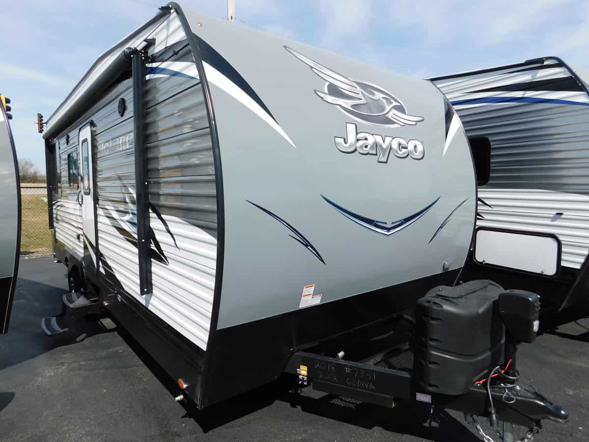 NEW 2018 Jayco OCTANE 222 - Rick's RV Center