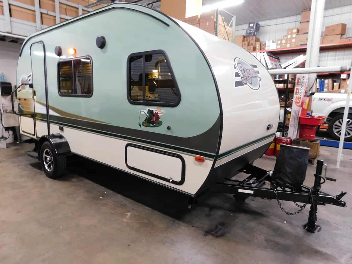 USED 2016 Forest River R-POD 180 - Rick's RV Center