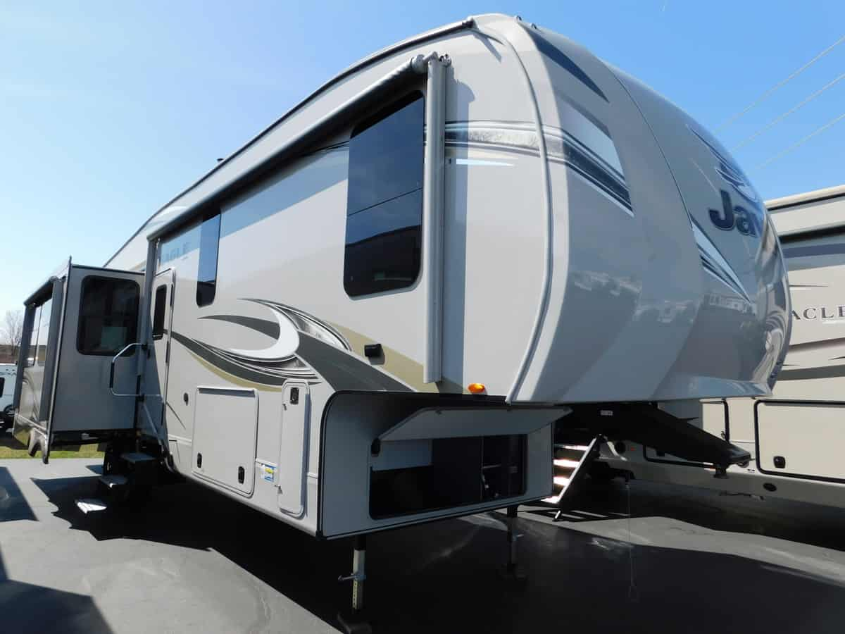 NEW 2018 Jayco EAGLE 321RSTS - Rick's RV Center