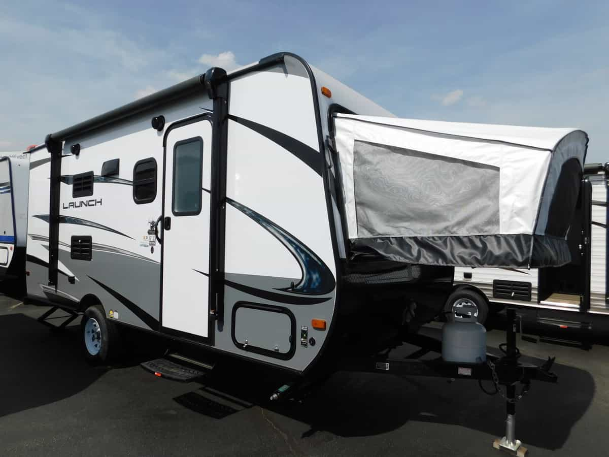 NEW 2018 Starcraft LAUNCH OUTFITTER 17SB - Rick's RV Center