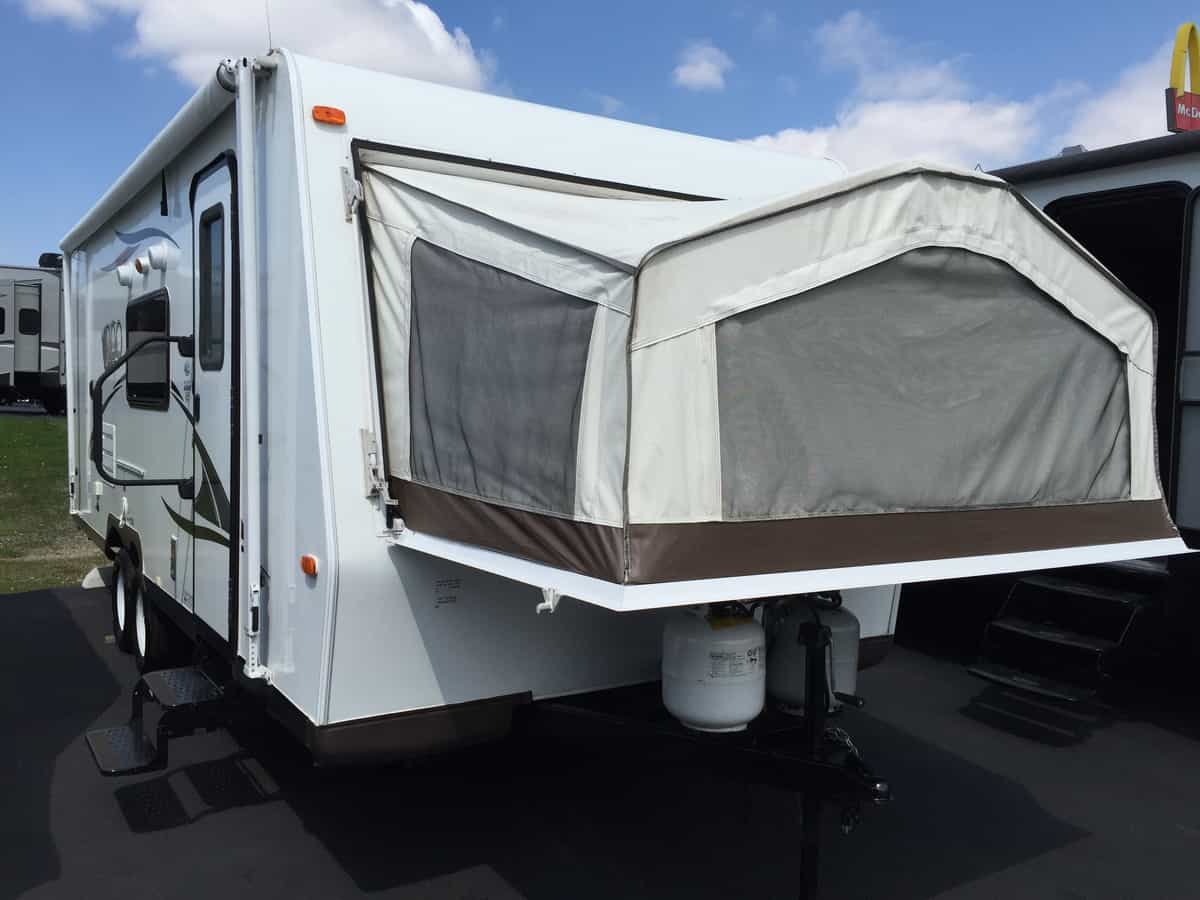 USED 2014 Rockwood ROO 23SS - Rick's RV Center