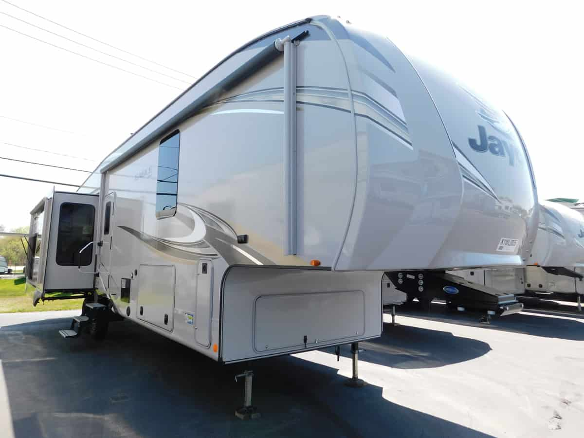 NEW 2019 Jayco EAGLE 336FBOK - Rick's RV Center